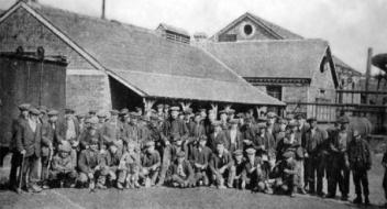 Glencraig miners